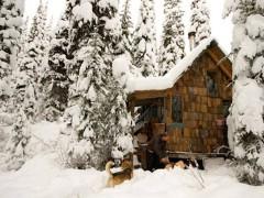 Harvey Pass Warming Hut