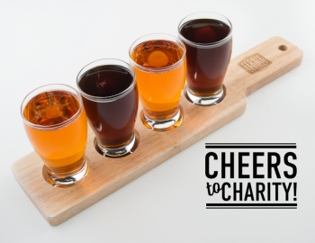Fernie Brewing's Cheers to Charity!