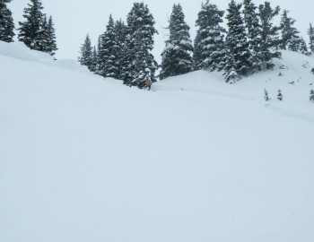 Avalanche Observations Report March 7, 2012