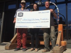 Fernie Brewing Donates