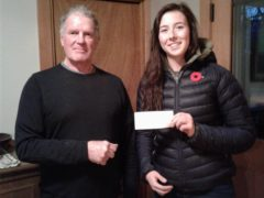 Avalanche Bursary awarded to Justine Cowitz