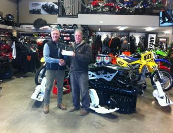 Ghostrider Motorsports Supports Harvey Hut