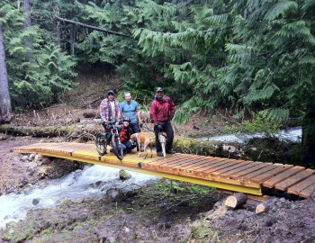 Gorby Creek – Old Goats Bridge