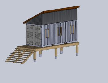 Harvey Hut Rebuild Funding needs your comments