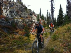 Horseshoe Basin Ride