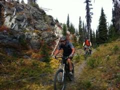 Horseshoe Basin Ride