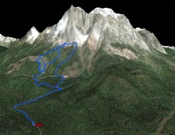 Hosmer Mountain – Ghostrider Slopes