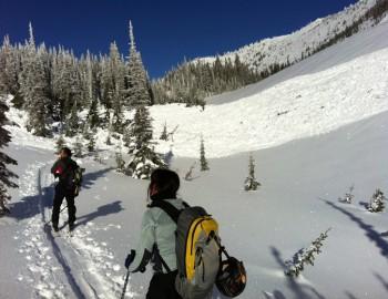 Thunder Meadows Avalanche