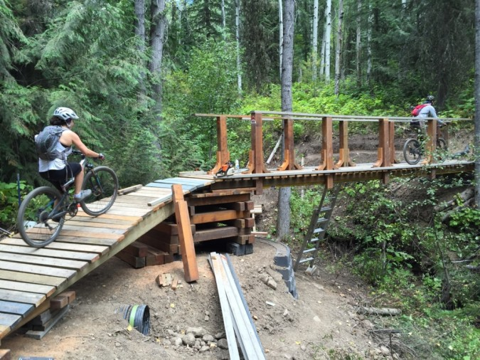 Lazy Z Bridge Ride