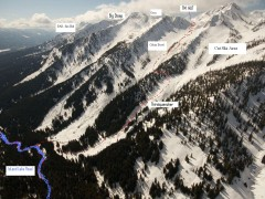 Cedar Valley – Cabin Bowl Avalanche