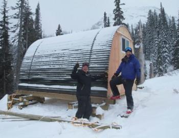 Tunnel Creek Cabin
