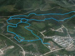 Montane 10 kilometers groomed for Nordic Skiing