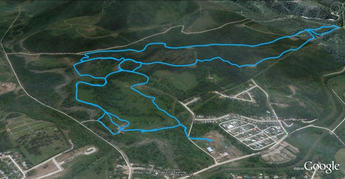 8 km outer loop