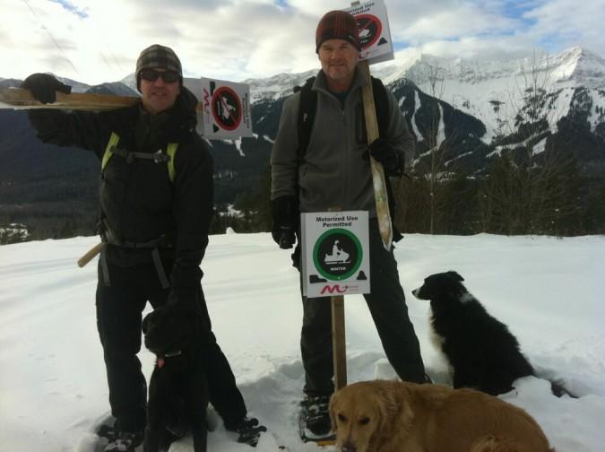 Montane Nordic Trail Grooming