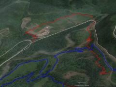 Fernie Trans Canada Trail 2016