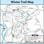Montane Winter Usage Map