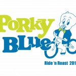 Porky Blue Ride and Roast 2011