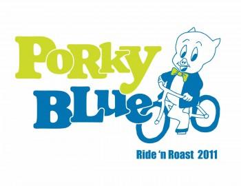Porky Blue Ride and Roast 2011