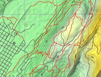 Ridgemont Trails riding well.