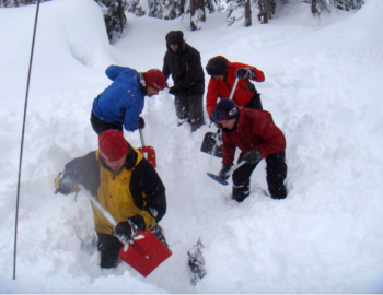 Elk Valley Snow Avalanche Workshop