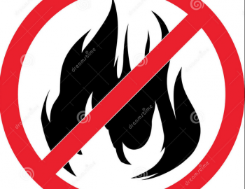 Fire Ban at Cabins