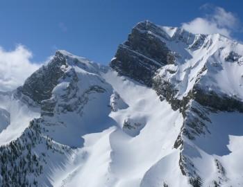 Three Sisters Ski Runs