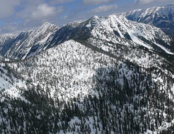 Tunnel Creek Ski Slopes
