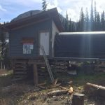Tunnel Creek Hut Update