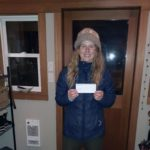 Megan Bell receives Avalanche Bursary