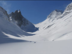 Early Season Backcountry Skier Death