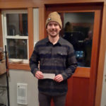 Sam Higgins awarded Bursary for Avalanche Operations Level 1